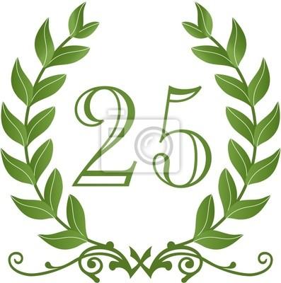 Wieniec laurowy Antique 25