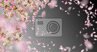 Naklejka Wiosna Cherry Blossom