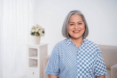 Naklejka women entrepreneurs smiling to camera