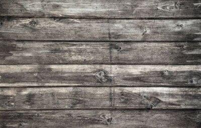 Naklejka Wood plank gray texture background