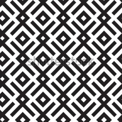 Naklejka Wzór geometryczny