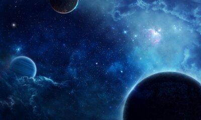 Naklejka Планеты и космос
