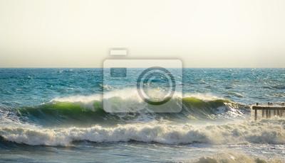 Волна морская