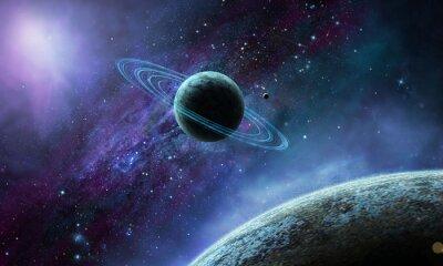 Naklejka Космическое небо