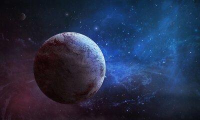 Naklejka Планета