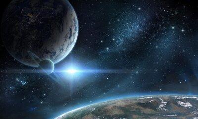 Naklejka Планеты