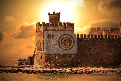 Naklejka Zamek