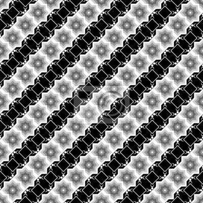 Zaprojektuj bezproblemową monochromatyczne przekątnej wzór
