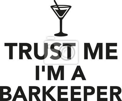 Zaufaj mi, jestem barkeeper