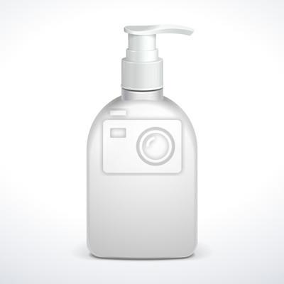 Ogromnie Naklejka Żelu, pianki lub mydło w płynie Dozownik Pompa plastikowe MC15