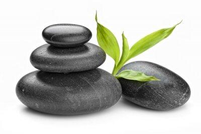 Naklejka zen kamienie