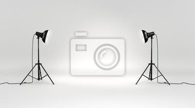 Obraz 3d studio zestaw