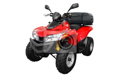 4x4 ATV z pnia samodzielnie