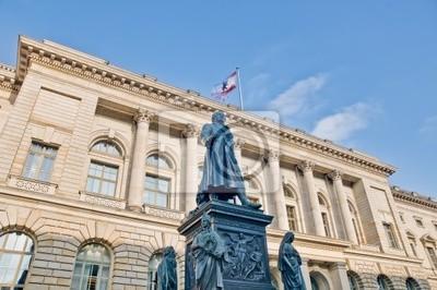 Abgeordnetenhaus parlament stan Berlinie, Niemcy