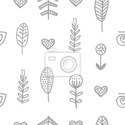 Absctract nordic trandy pattern for decoration interior, print posters, greating card, bussines banner, wrapping in modern scandinavian style in vector. Pastel color.