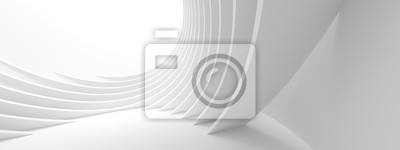 Obraz Abstract Architecture Background. Minimal Graphic Design