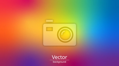Obraz abstract color rainbow background