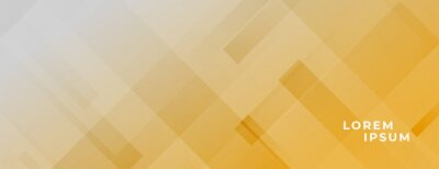 Obraz abstract elegant banner with diagonal lines