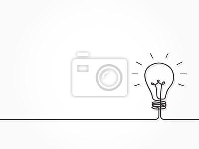 Obraz Abstrakcyjne pojęcia twórczego tła. Ilustracji wektorowych.