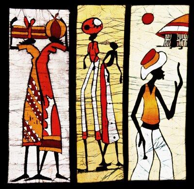 Obraz african Art