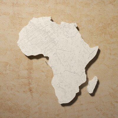 Obraz Afryka