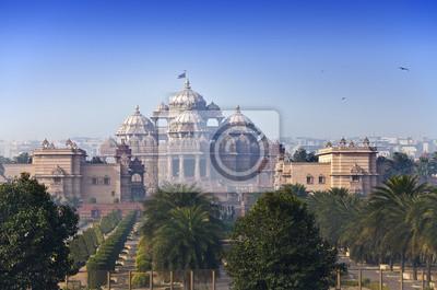 Obraz Akshardham Temple, Delhi, Indie