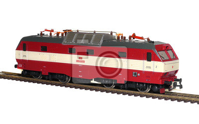 alte Lok, Lokomotive