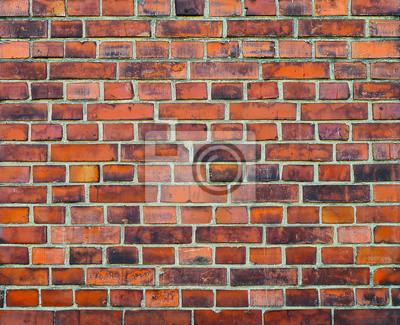 alte Ziegelmauer, steinmauer, ziegelsteine, Mauer