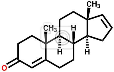 Androstadienon, silny mężczyzna, produkowanymi feromon