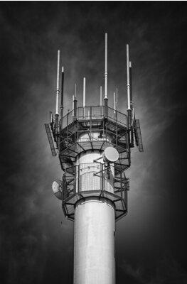 Obraz Antenas de Radar