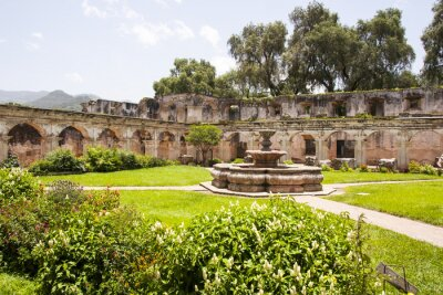 Obraz Antigua - Gwatemala
