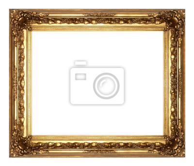 antiker Bilderrahmen um 1900, ramki na zdjęcia