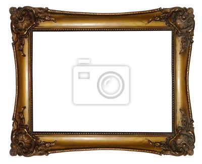 antiker Bilderrahmen um 1900, ramki na zdjęcia, ramki
