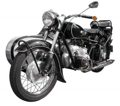Obraz antikes motocykli, rowerów, Krad, Oldtimer