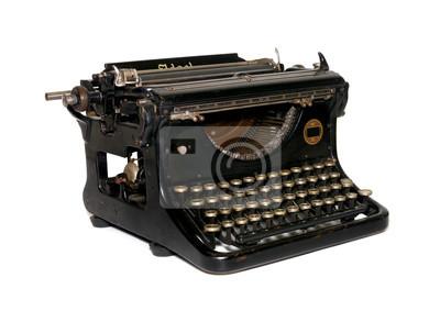 antive stare maszyny do pisania