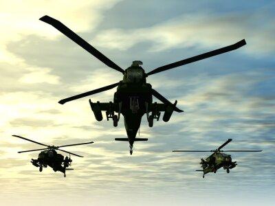 Obraz Apache Helicopter