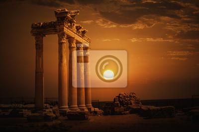 Obraz Apollon Temple @ Antalya