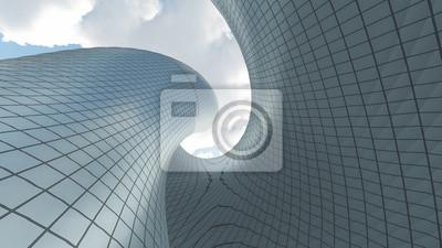 Obraz Architektura współczesna