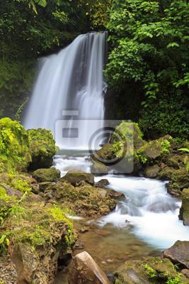 Arenal Tropical Waterfall