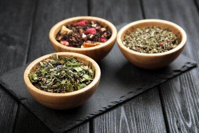 Obraz Asortyment herbaty