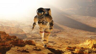 Obraz Astronauta