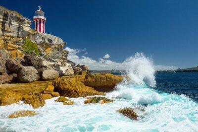 Obraz Australia. Sydney South Head lighthouse