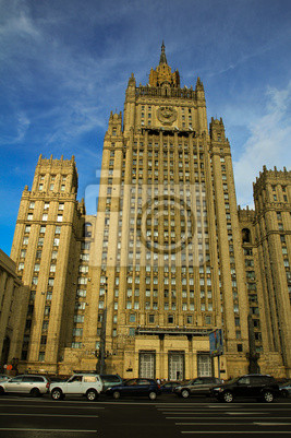 Auswartiges Amt Moskau