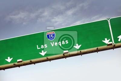 Autostrada 15 w Las Vegas
