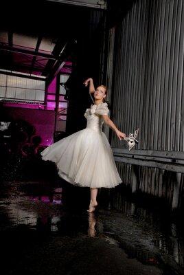 Obraz balerina
