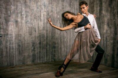 Obraz balet tańczy