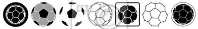 Obraz Ball   Godło   Logo   Variationen