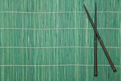 Obraz Bambu ve Cubuk
