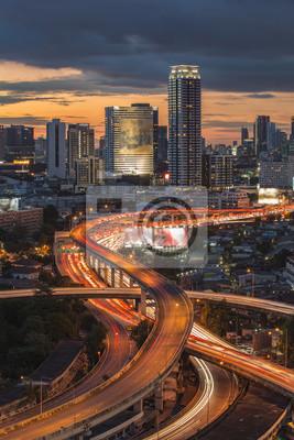 Obraz Bangkok Expressway