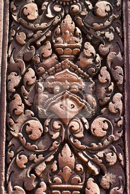 Banteay Srei - szczegóły